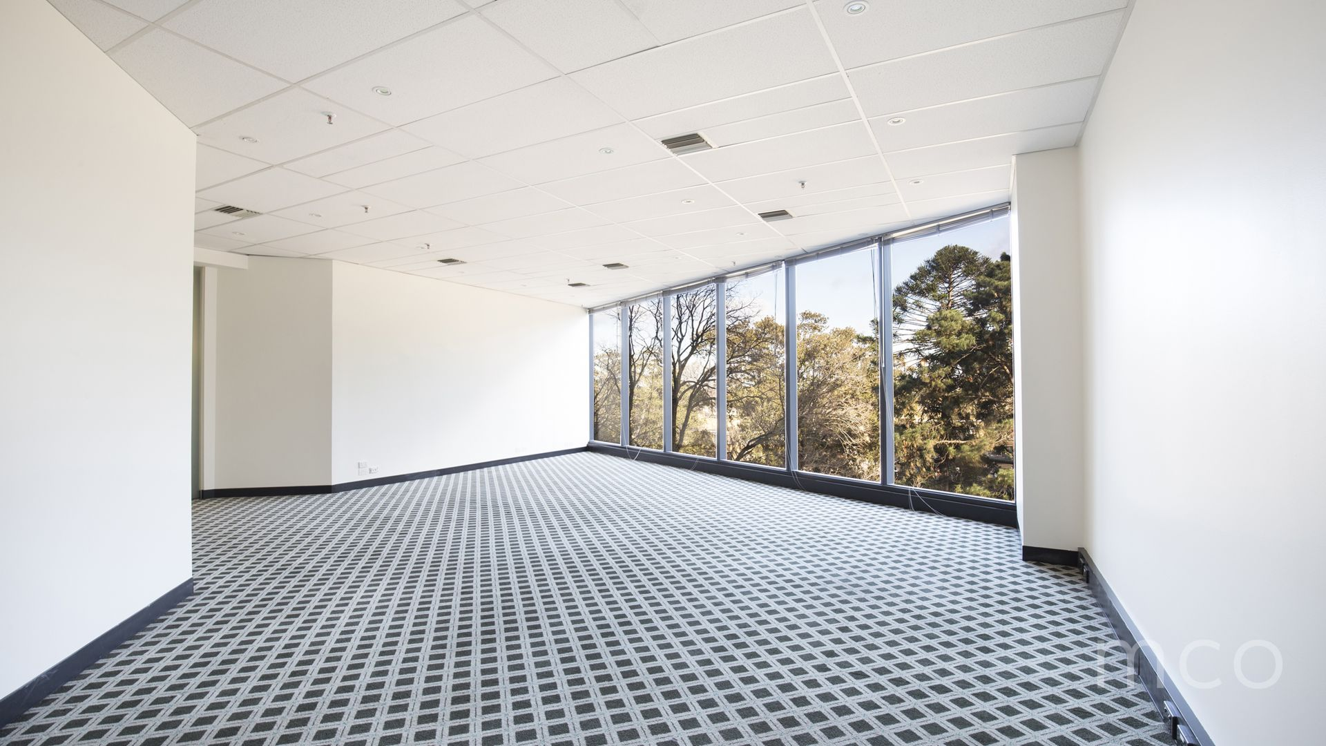 Occupy this impressive office overlooking Albert Park Lake at St Kilda Rd Towers