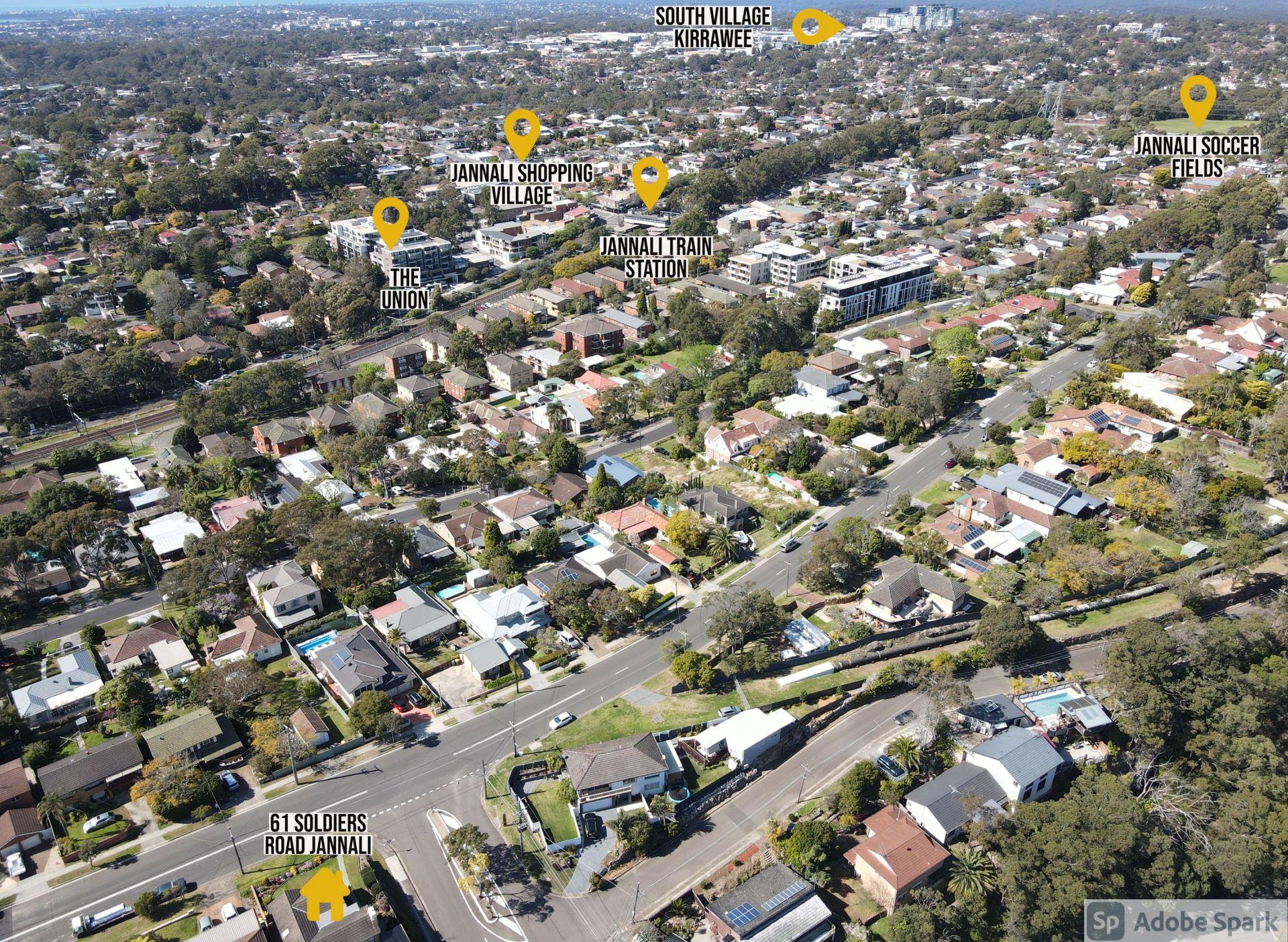 61 Soldiers Road, Jannali NSW 2226