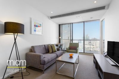 Luxury Designer Detail with Full-Width Terrace