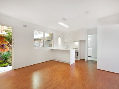 STUNNING, STYLISH AND SUNDRENCHED NORTH FACING RENOVATED APARTMENT IN PEACEFUL PRIVATE LOCALE