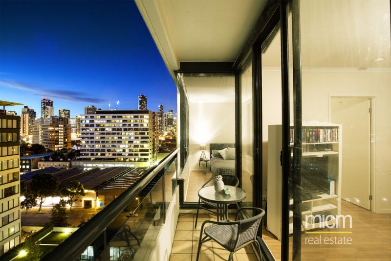 Stylish Excellence and Striking CBD Views