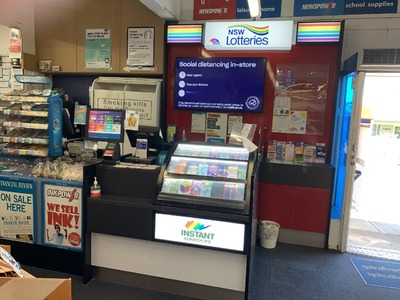 NEWSAGENCY & POST OFFICE rare combination – Maitland area ID # 6186914