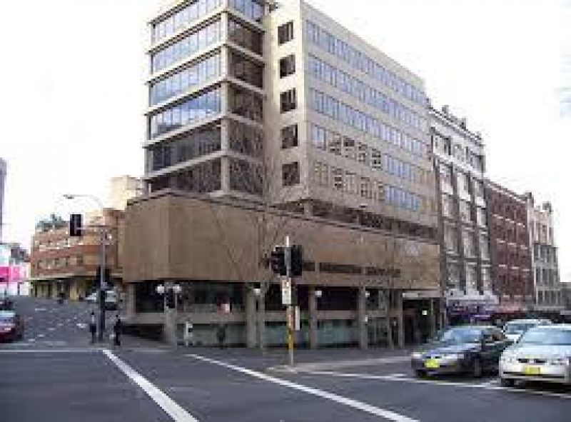 TOP WHOLE FLOOR OFFICE with 110SQM TERRACE - CLOSE TO CENTRAL&CBD