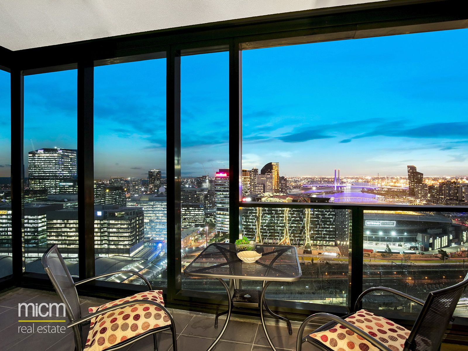 Stunning, Uninterrupted Views in the Heart of the City