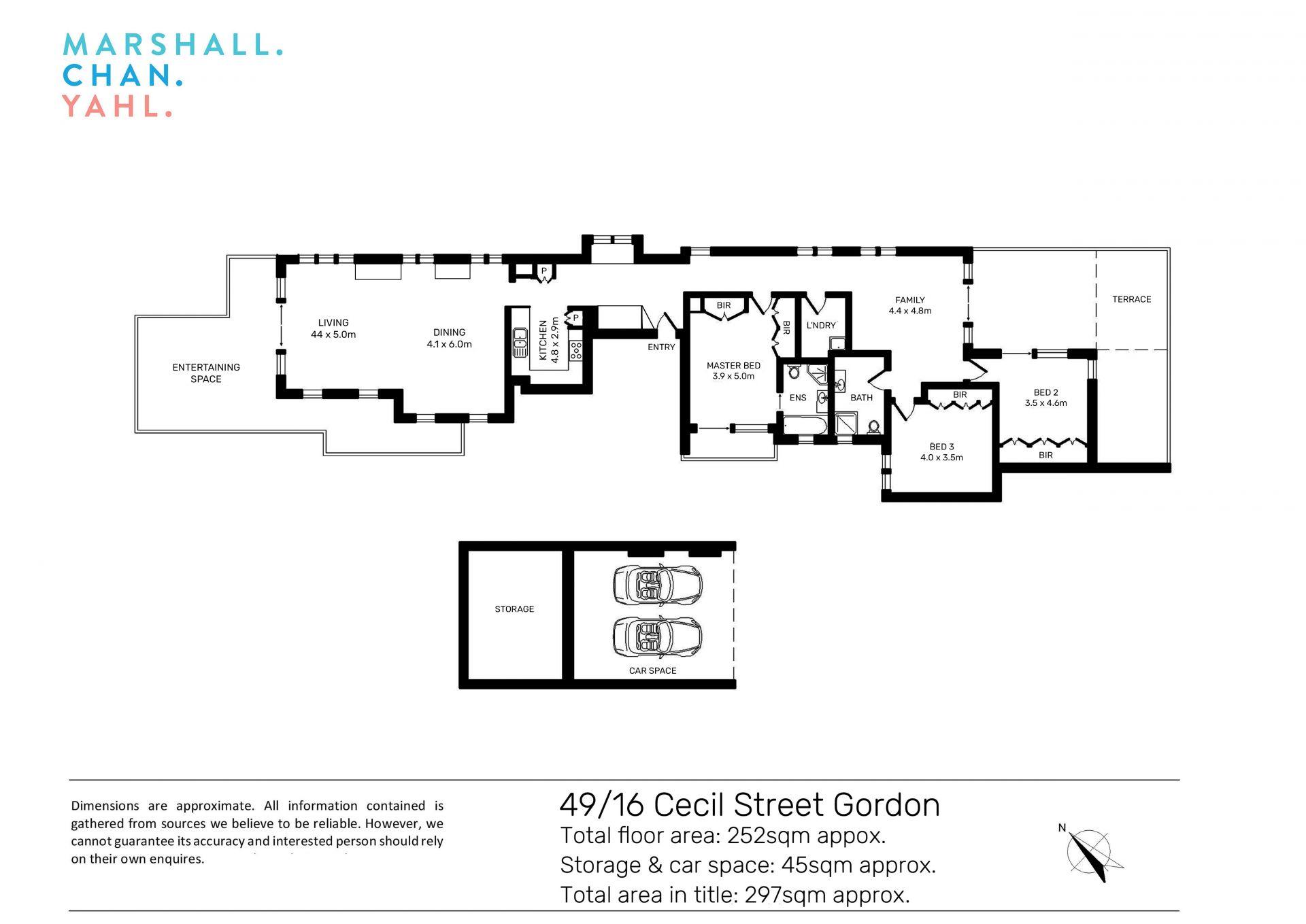 49/16 Cecil Street Gordon 2072