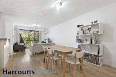 Beachside Unfurnished Apartment in 'Saks'