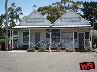 17 and 19 Station Street - Youngs Siding General Store, Youngs Siding