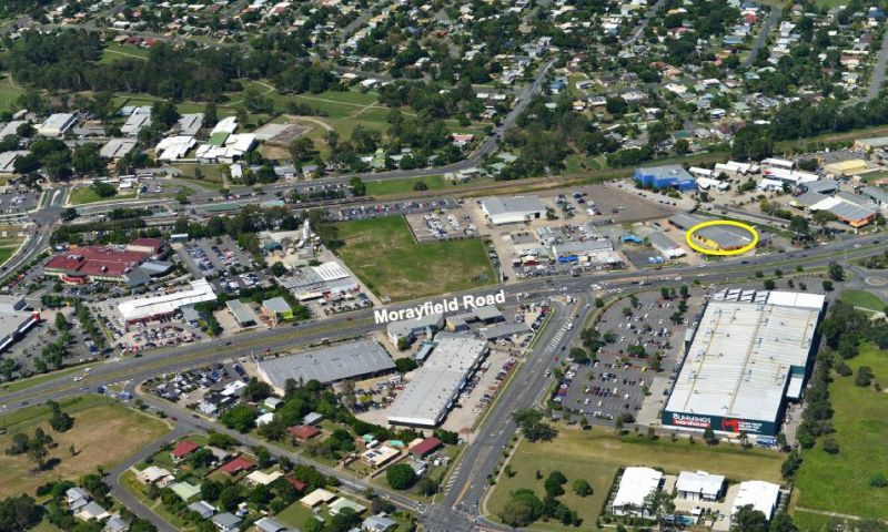 Retail/Showroom Opportunity Fronting Morayfield Road