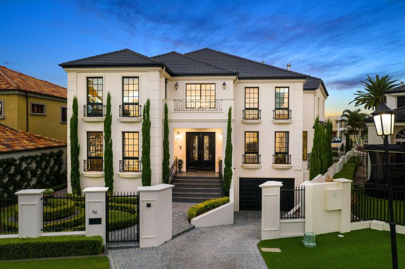 French Provincial and Modern Classic Sophistication
