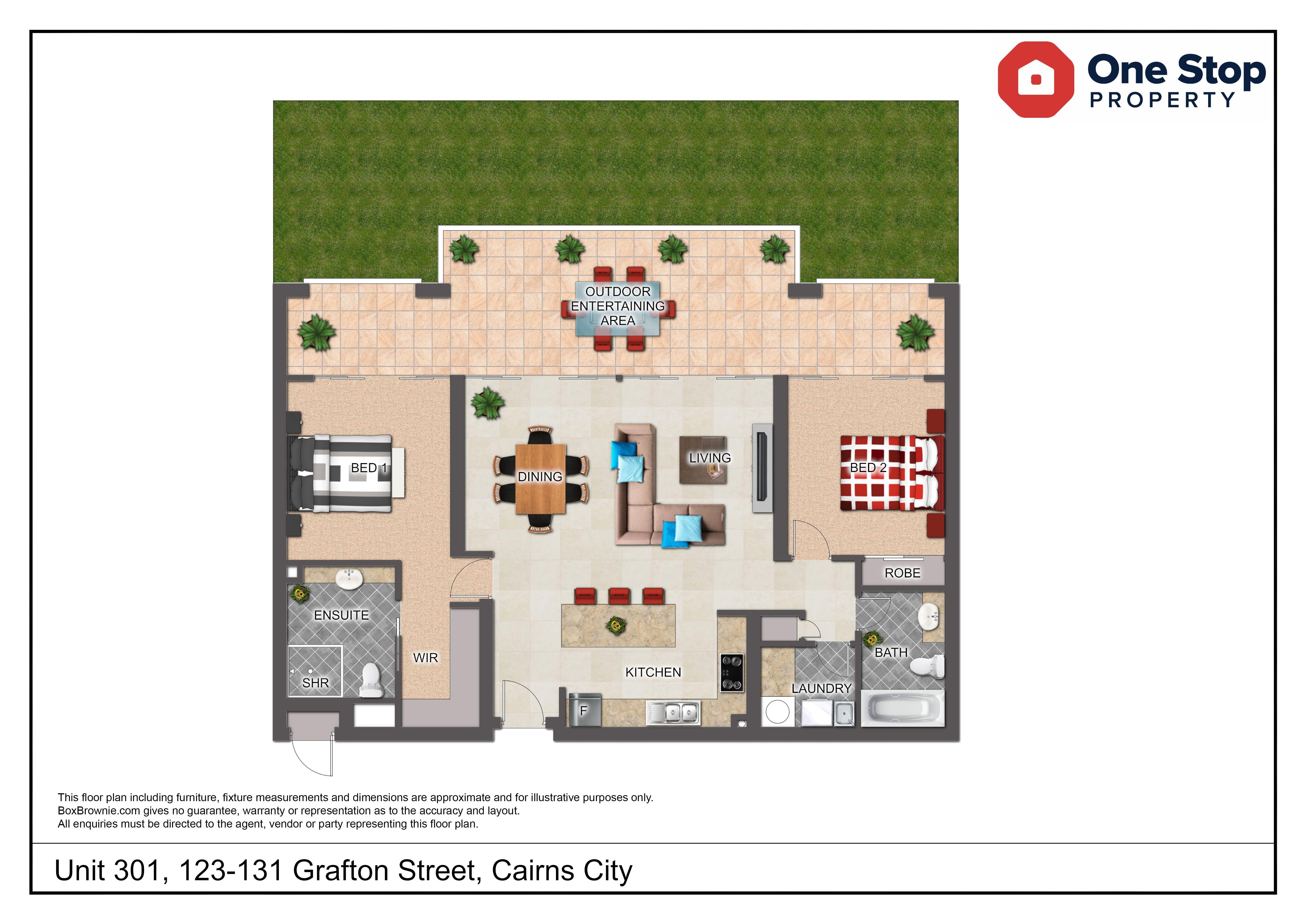 301/123-131 Grafton Street, Cairns City QLD 4870