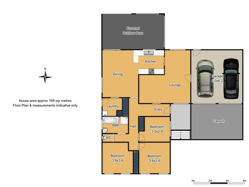 12 Mitchell Parade - Floor Plan