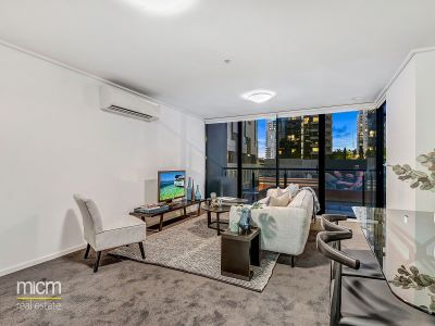 An Updated CBD Delight with 2 Car Spaces and Storage!