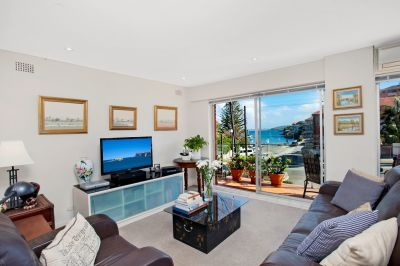 Live The Dream Opposite Beautiful Little Manly Beach On Sydney Harbour