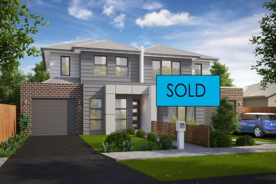 ONE (1) Brand New Luxurious 3 Bedroom Townhouse remaining - commencing construction soon in superb location!