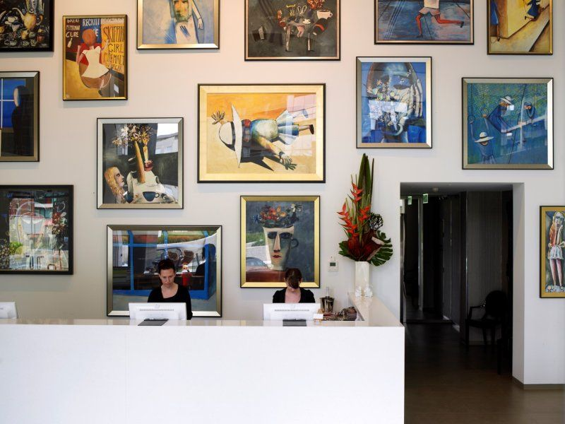 The ULTIMATE Investment in the world class Art Series Blackman Hotel