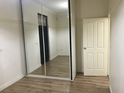 2 bedroom in handy location, new near timber floor throughout