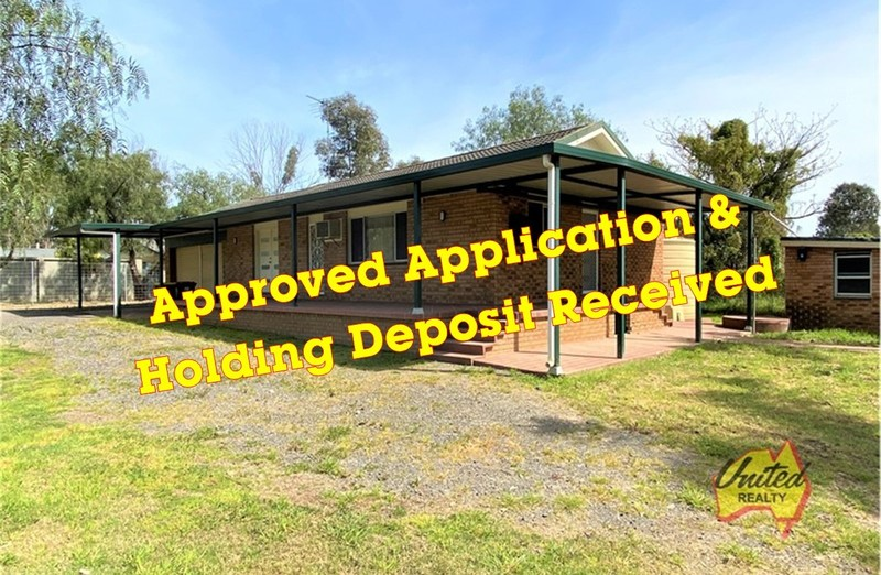 HOLDING DEPOSIT RECEIVED - APPLICATION APPROVED