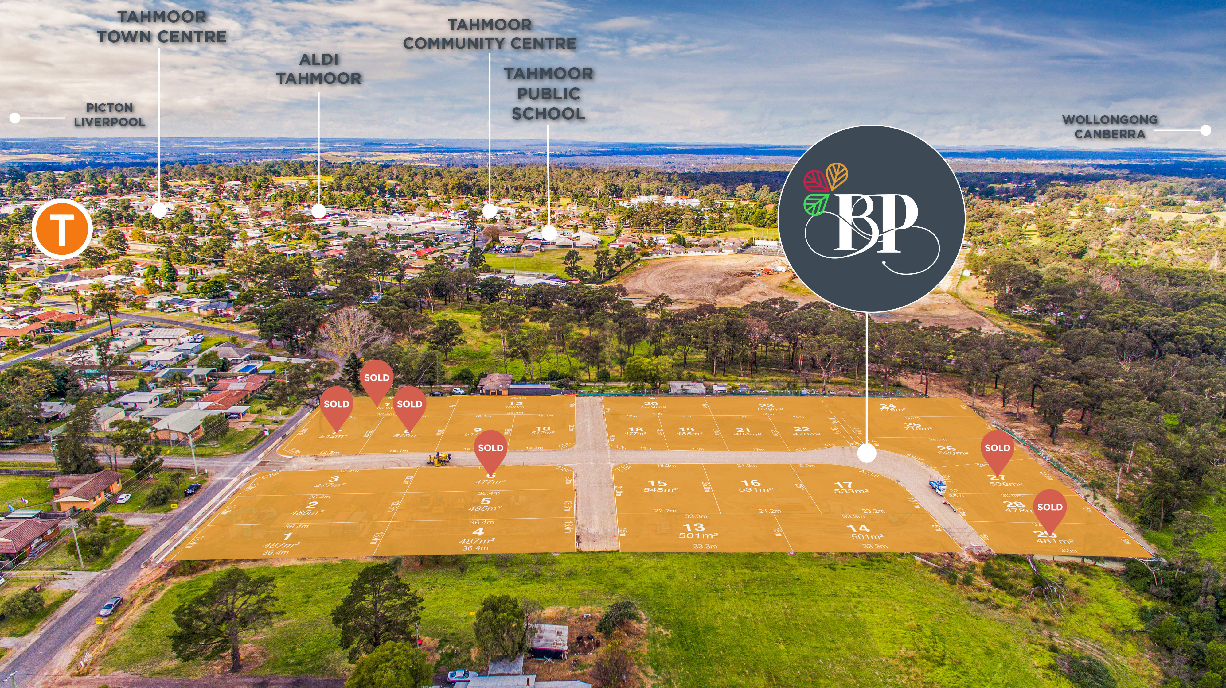 Now Selling | 5% deposit | 478m2 land from $329,900
