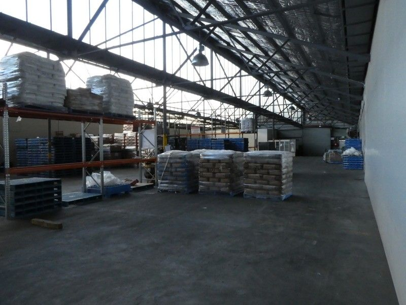 Well Positioned Warehouse