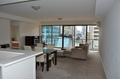 Spring Street Towers: 6th Floor, Semi Furnished - Made To Impress!