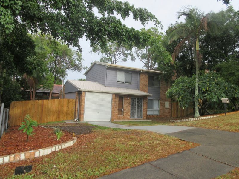 GREAT FAMILY HOME WITH PLENTY OF YARD !!