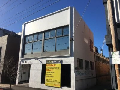 South Melbourne Converted Office