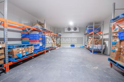 413sqm - Food Storage Facility, 24 Hour Operation