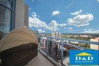 Penthouse Apartment. 180 Degree Unrestricted Sydney City Views. Huge Roof Top Terrace.  3 Minute Walk to Parramatta Station. 2 Carspaces