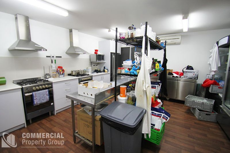 FOOD FACILITY - FULLY FITTED OUT