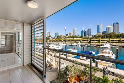 Stunning Two Bedroom Apartment With Water Views