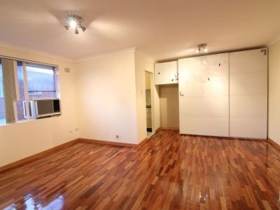 Spacious renovated unit convenient to everything