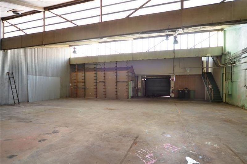 City Side Warehouse