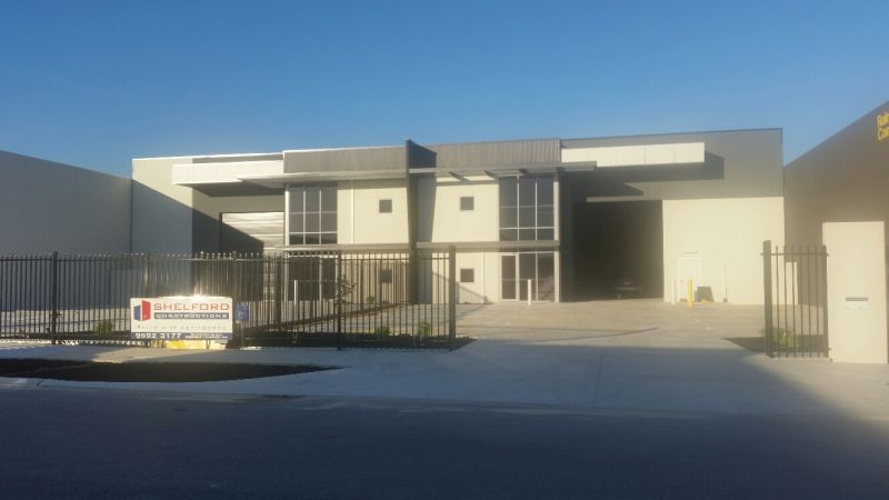 ONE UNIT UNDER OFFER AND ONE UNIT LEASED BY RAINE & HORNE COMMERCIAL