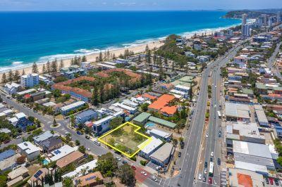 Miami Beachside Redevelopment Site