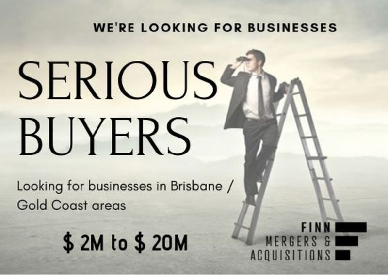 Looking For Businesses