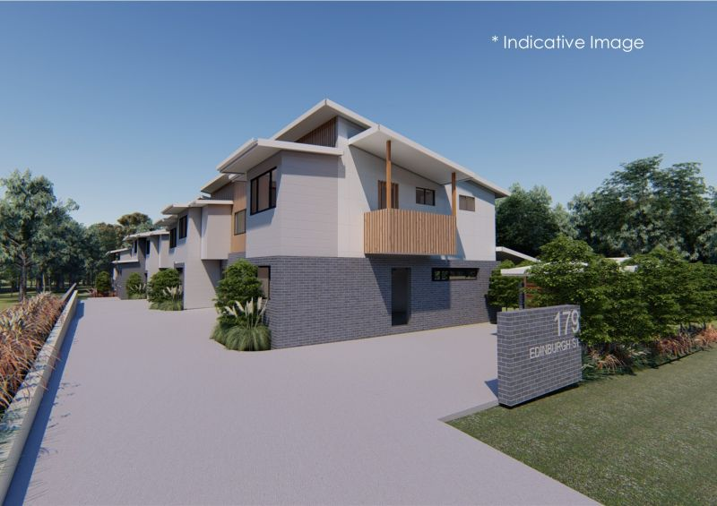 New Jetty Townhouses!