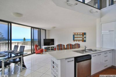 Fully Furnished Ocean View Apartment