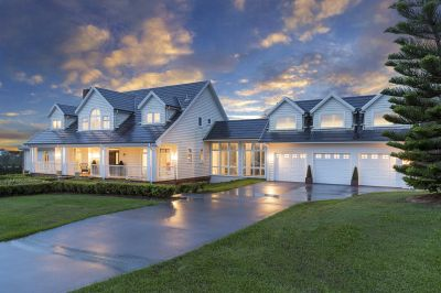 What a Grand Design. Custom-Built Hamptons Designed Home