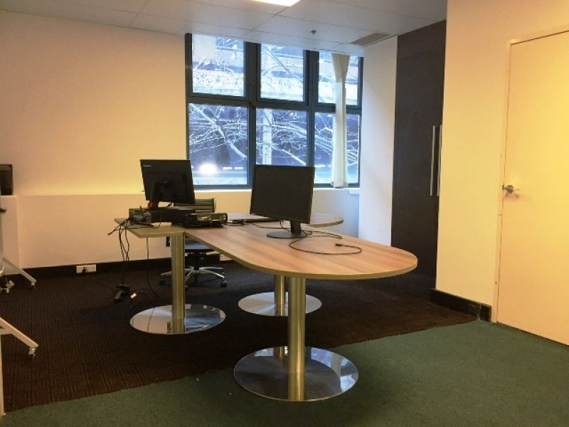 Quality Fitted CBD Office for Lease with One Garage!