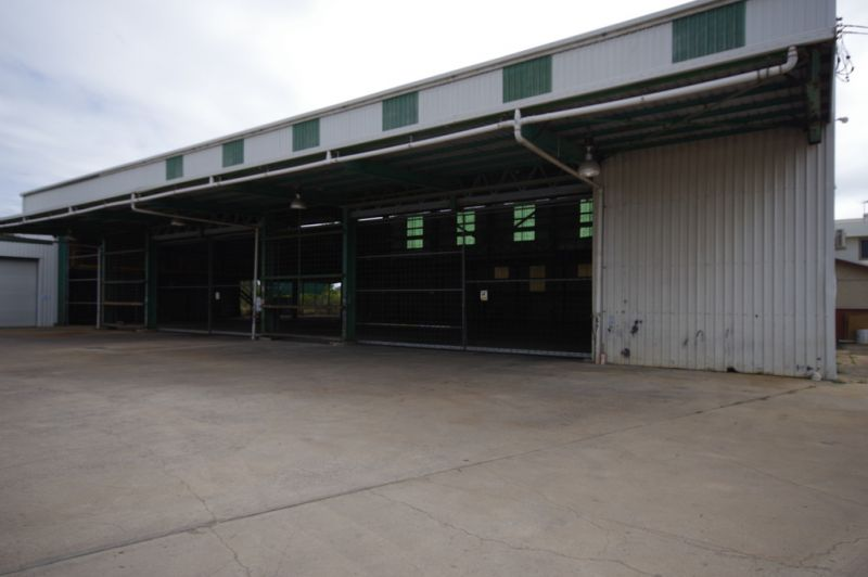 Large Industrial Facility & Yard