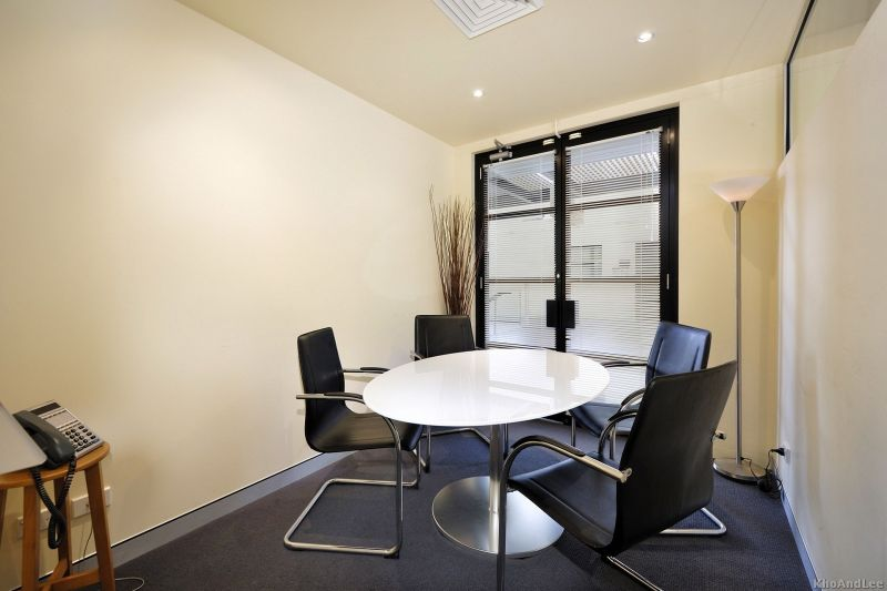 Modern Office Suite with Double Window Street Frontage!