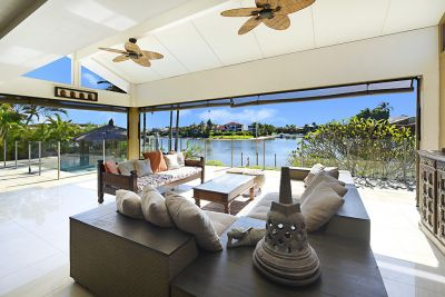 Resort Style North Facing Waterfront Lifestyle