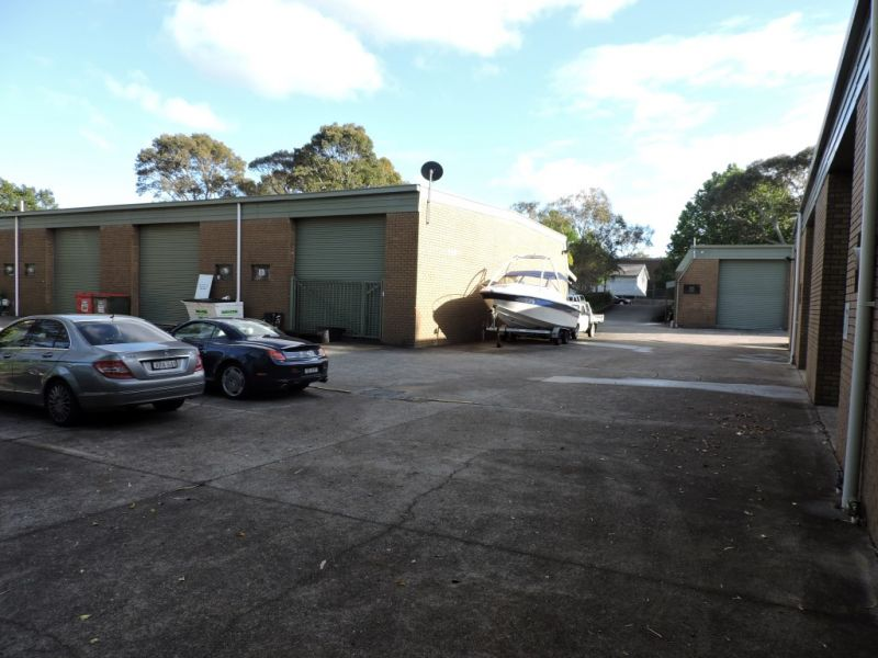 RARE INDUSTRIAL LEASING OPPORTUNITY IN SOUGHT AFTER AREA