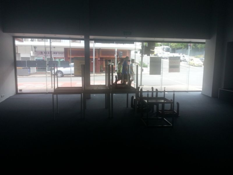 RETAIL SHOWROOM 231 M2 + MEZZANINE 152 M2 - WICKHAM ST, FORTITUDE VALLEY