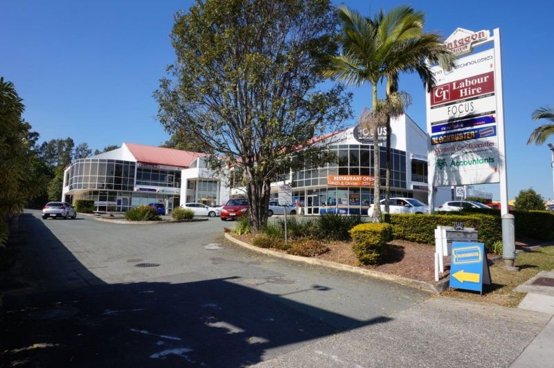 Springwood Office Complex with Excess Parking