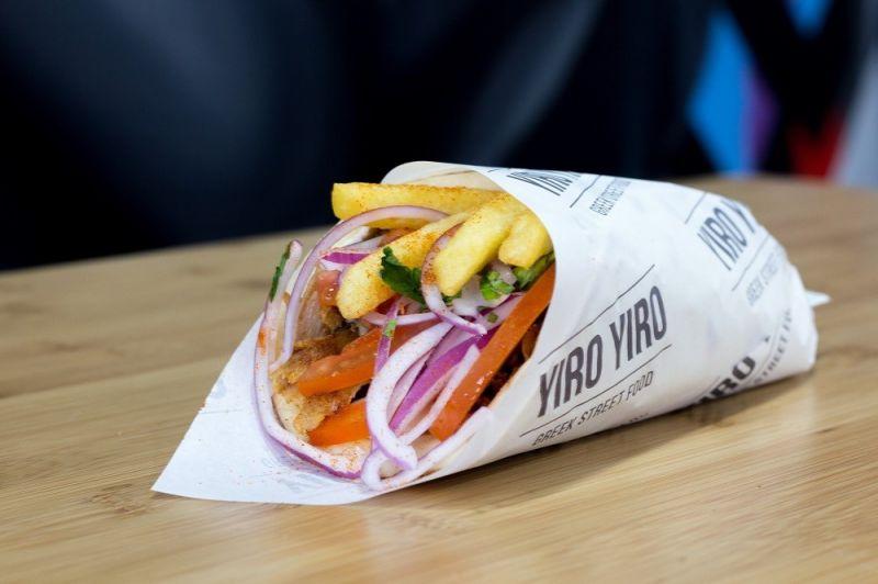 Brand New Greek Yiros take away opportunity!