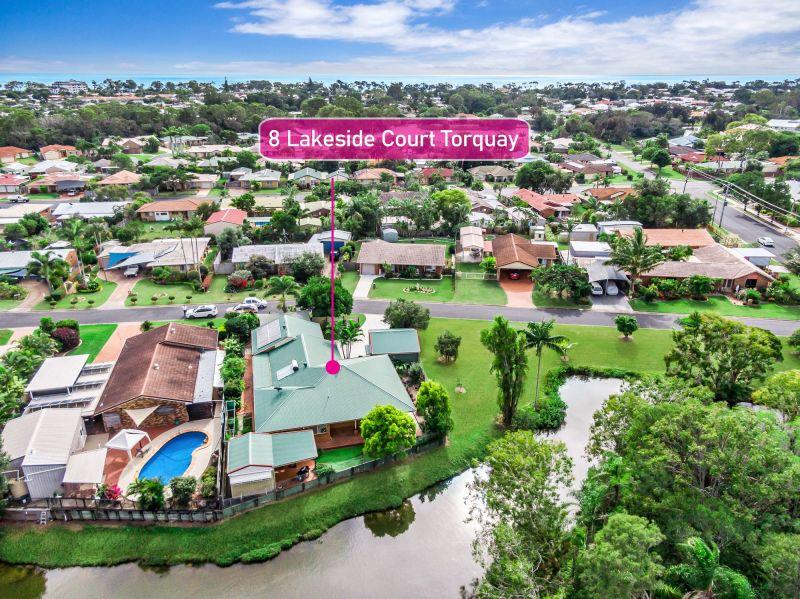 8 Lakeside Court Torquay, Qld