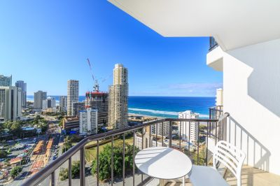 Ocean Views! Highest Floor Available For Sale!