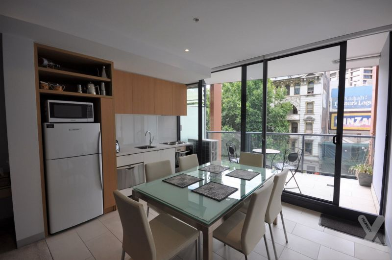 PRIVATE INSPECTION AVAILABLE -  - Immaculate Fully Furnished One Bedroom and Carspace!
