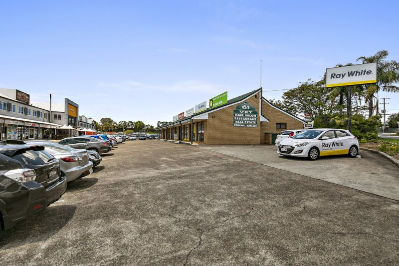 Excellent Office/Allied Health Location With Great Exposure